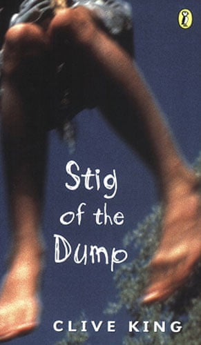 The Puffin 70: The Best BEST BEST BEST! Stig of the Dump by Clive King