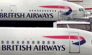 British Airways Plc cabin crew to vote on industrial action