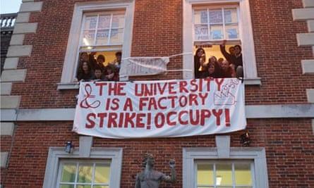 middlesex university occupation