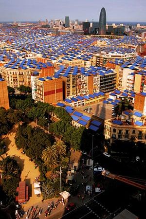 Eneropa: Solaria, Barcelona
