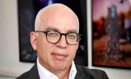 Author and columnist Michael Wolff May 06, 2010 in Manhattan, New York, USA