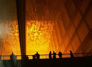 Readers' Turbine Hall: Peter Parker Olafur Eliasson