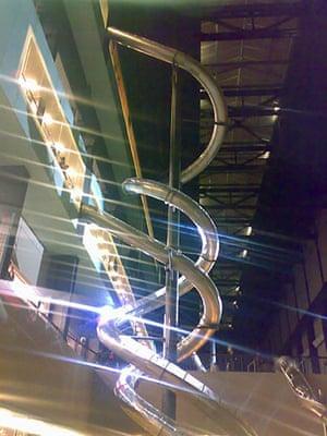 Readers' Turbine Hall: Marco Livingstone Carsten Holler