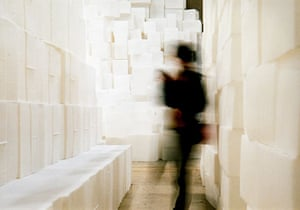 Readers' Turbine Hall: Rob Watling, Rachel Whiteread