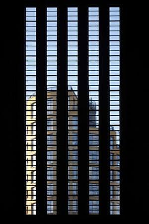 Readers' Turbine Hall: Andrew Pegram view