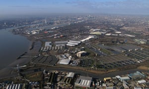 Thames Water opens first large-scale desalination plant in