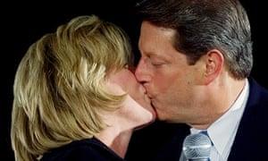 Al Gore and Tipper