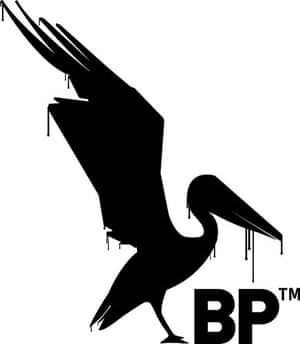 Behind the Logo of BP: Deepwater Horizon oil spill: Greenpeace poster competition