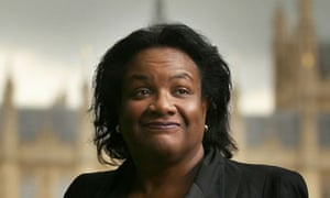 Diane Abbott on 9 June 2010.