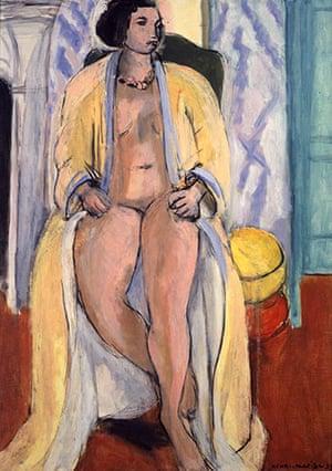 Exhibitionist 1206: Matisse