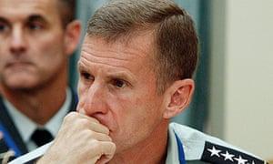 US General McChrystal