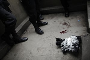 24 hours in pictures: Head of decapitated man in Guatemala City