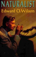 Book cover: Naturalist by Edward O. Wilson