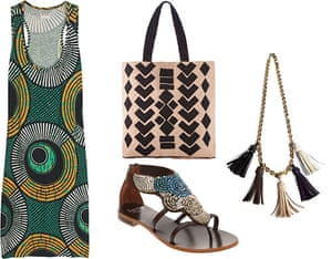 Key trends: ethnic: Dress