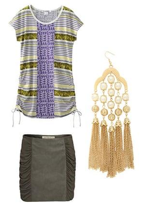 Key trends: ethnic: Skirt