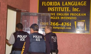 raid by us immigration officials