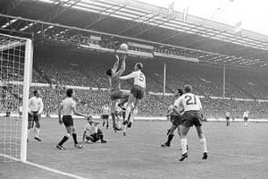 Opening Ceremonies: 1966 World Cup opening match England v Uruguay