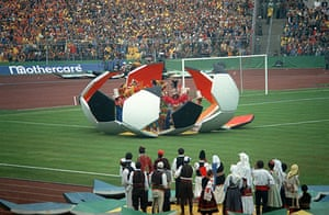 Opening Ceremonies: 1974 World Cup Opening Ceremony