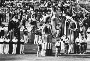 Opening Ceremonies: 1982 World Cup Opening Ceremony