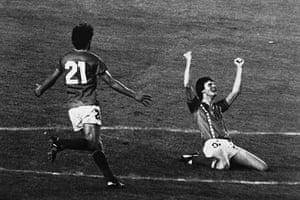 Opening Ceremonies: 1982 World Cup Opening Match Argentina v Belgium