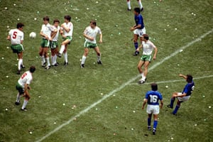 Opening Ceremonies: 1986 World Cup Opening Match Bulgaria v Italy