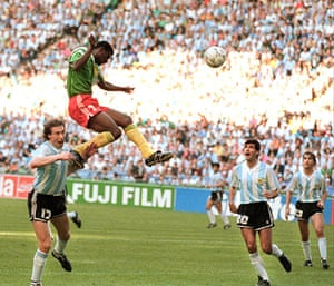 Opening Ceremonies: 1990 World Cup Opening Match Argentina v Cameroon