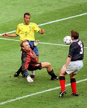 Opening Ceremonies: 1998 World Cup Opening Match Brazil v Scotland