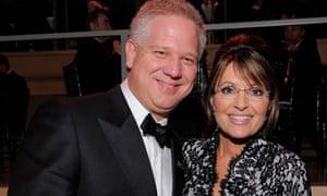 Sarah Palin and Glenn Beck