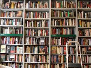 Bookshops: London Review bookshop