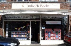 Bookshops: Dulwich Books