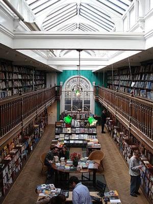 Bookshops: Daunt Books