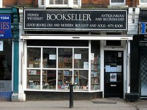 Bookshops: Stephen Wycherley