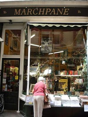 Bookshops: Marchpane