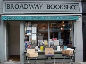 Bookshops: Broadway Bookshop