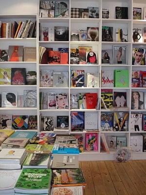 Bookshops: Artwords, Broadway Market