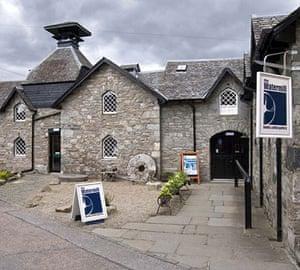 Bookshops: Aberfeldy Watermill