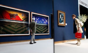 christies sale picasso gursky