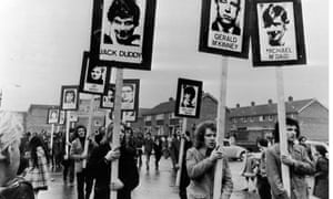 "30th Anniversary of ""Bloody Sunday"" in Derry"