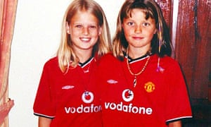 Jessica Chapman and Holly Wells, who disappeared from Soham on 7 August 2002