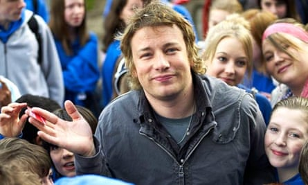 Jamie Oliver new series for Channel 4