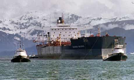 oil tanker Exxon Valdez