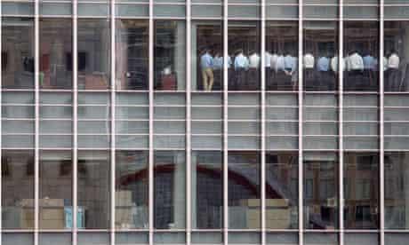 Lehman brothers London