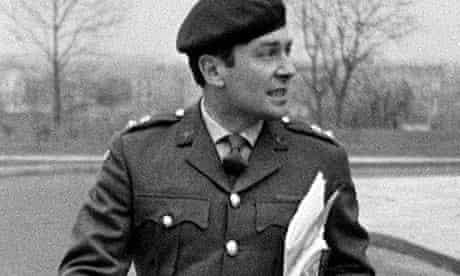 Bloody Sunday Derek Wilford