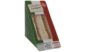 Tesco Lasandwich