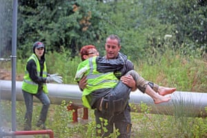 Flooding in France: Floods in Southern France