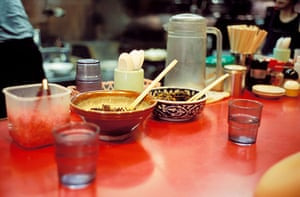 Ramen noodles: Ramen Shop Counter