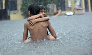 Philippines flooding 2009