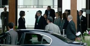 Bilderberg: More royalty! It's Queen Sofía of Spain