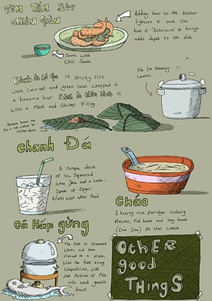 Julian Hanshaw: These are just some of the marvellous things I ate as went around Vietnam