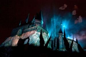 Harry Potter Orlando: Hogwarts Castle at Wizarding World of Harry Potter, Orlando